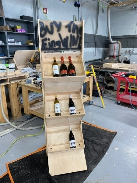 The Wine Rack